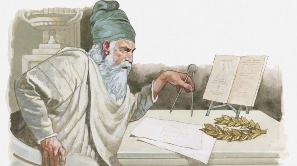 древнегреческий изобретатель, математик, механик и инженер