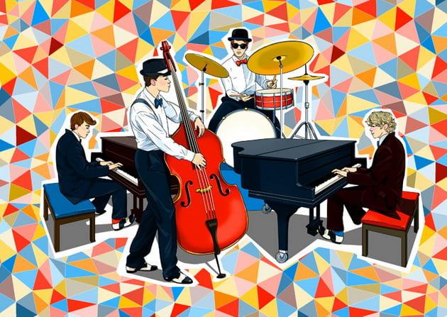 Доклад о джазе по музыке 4887