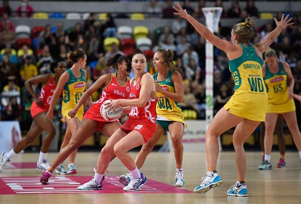 разновидность баскетбола для женщин