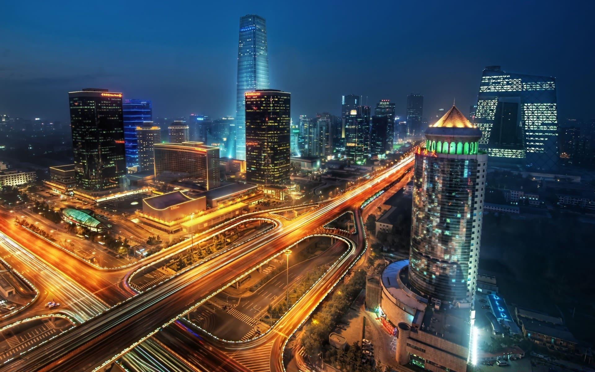 столица Китая