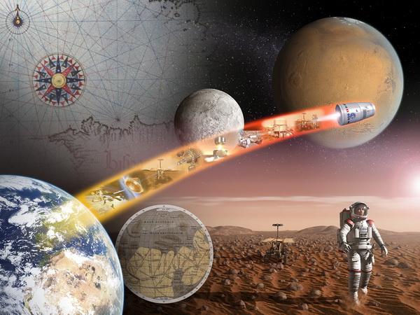 Доклад про космос по английскому 2338