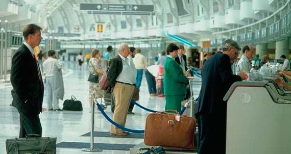 диалог на английском в аэропорту с переводом
