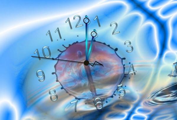 Диалог, часы