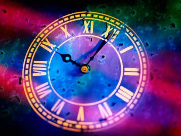 тема времени и часов в английском языке