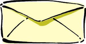 Английский диалог на почте