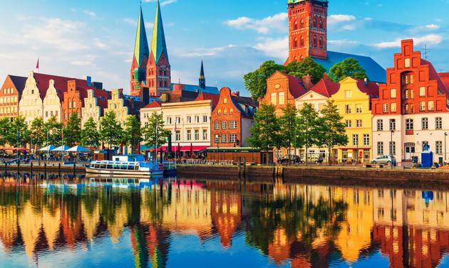 Красота городов Германии