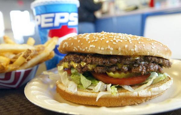 Диалог  о еде, особенностях национальной кухни США