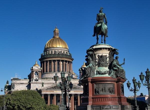 Санкт-Петербург -топик на английском