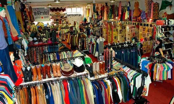 диалог на английском в магазине одежды