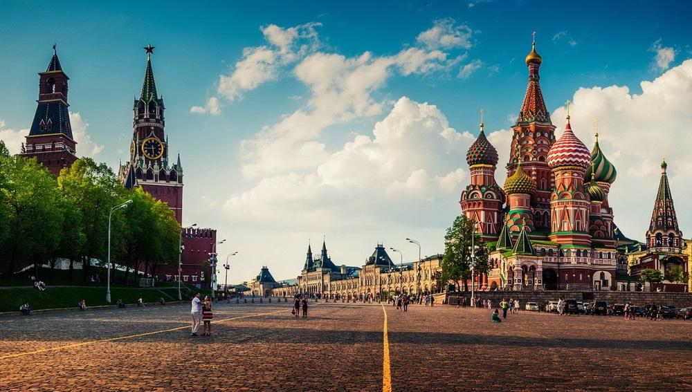 Кремль и его окрестности