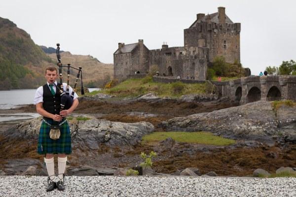 Рассказ о Шотландии на английском  языке с переводом