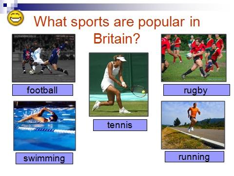 Тема спорт на английском языке