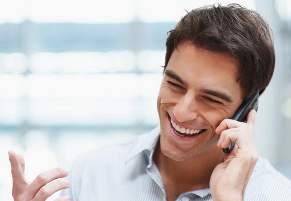 диалог телефонный разговор
