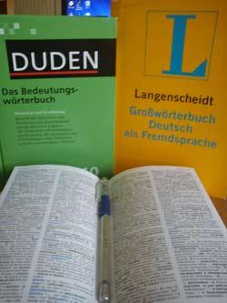 немецкие слова с артиклями